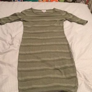 NEW LulaRoe Julia Dress XXS